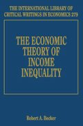 Cover The Economic Theory of Income Inequality