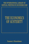 Cover The Economics of Austerity