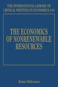 The Economics of Nonrenewable Resources
