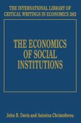 The Economics of Social Institutions
