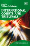 Cover International Courts and Tribunals