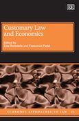 Cover Customary Law and Economics