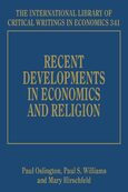 Cover Recent Developments in Economics and Religion