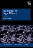 Cover Economics of Legal History
