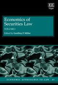 Cover Economics of Securities Law