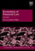 Cover Economics of Financial Law
