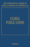 Cover Global Public Goods