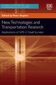 Cover New Technologies and Transportation Research: Applications of GPS in Travel Surveys