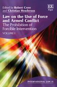 Cover Law on the Use of Force and Armed Conflict