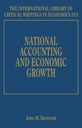 Cover National Accounting and Economic Growth