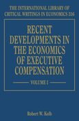 Cover Recent Developments in the Economics of Executive Compensation