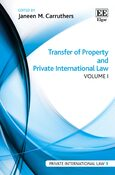 Transfer of Property and Private International Law