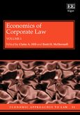 Cover Economics of Corporate Law
