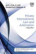 Private International Law and Arbitration