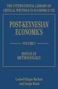 Cover Post-Keynesian Economics