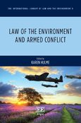 Cover Law of the Environment and Armed Conflict