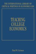 Cover Teaching College Economics