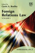 Cover Foreign Relations Law