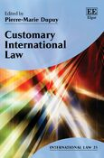 Cover Customary International Law