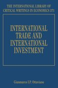 Cover International Trade and International Investment