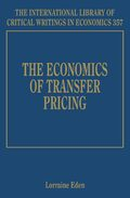 Cover The Economics of Transfer Pricing