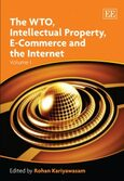 Cover The WTO, Intellectual Property, E-Commerce and the Internet