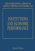Cover Institutions and Economic Performance