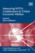 Cover Measuring WTO's Contributions to Global Economic Welfare
