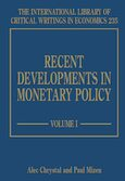 Cover Recent Developments in Monetary Policy