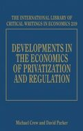 Developments in the Economics of Privatization and Regulation