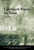 Cover Landmark Papers on Trust