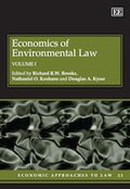 Cover Economics of Environmental Law