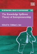 Cover The Knowledge Spillover Theory of Entrepreneurship