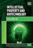 Cover Intellectual Property and Biotechnology