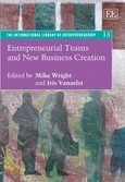 Cover Entrepreneurial Teams and New Business Creation
