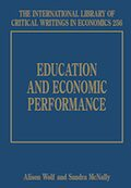 Cover Education and Economic Performance