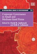 Cover Corporate Governance in Small and Medium-sized Firms