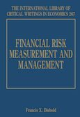 Cover Financial Risk Measurement and Management