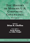 Cover The History of Modern US Corporate Governance