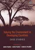 Cover Valuing the Environment in Developing Countries