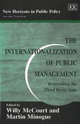 Cover The Internationalization of Public Management