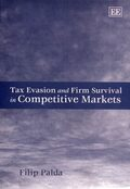 Cover Tax Evasion and Firm Survival in Competitive Markets