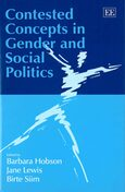 Cover Contested Concepts in Gender and Social Politics
