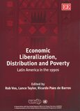 Cover Economic Liberalization, Distribution and Poverty