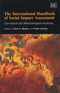 Cover The International Handbook of Social Impact Assessment