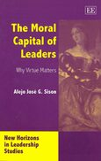 Cover The Moral Capital of Leaders