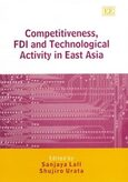 Cover Competitiveness, FDI and Technological Activity in East Asia
