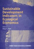 Cover Sustainable Development Indicators in Ecological Economics