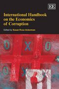 Cover International Handbook on the Economics of Corruption