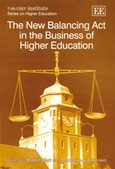 Cover The New Balancing Act in the Business of Higher Education